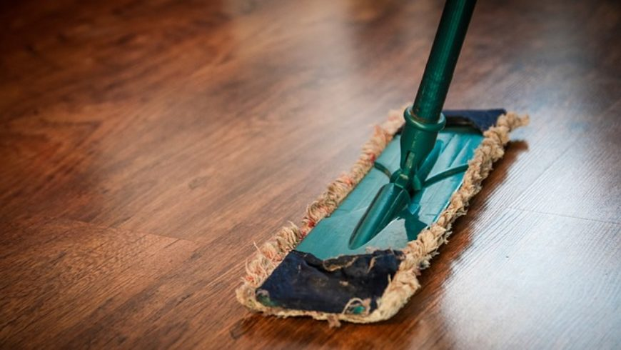 Three Cleaning Tools that Are Great to Have Around the House